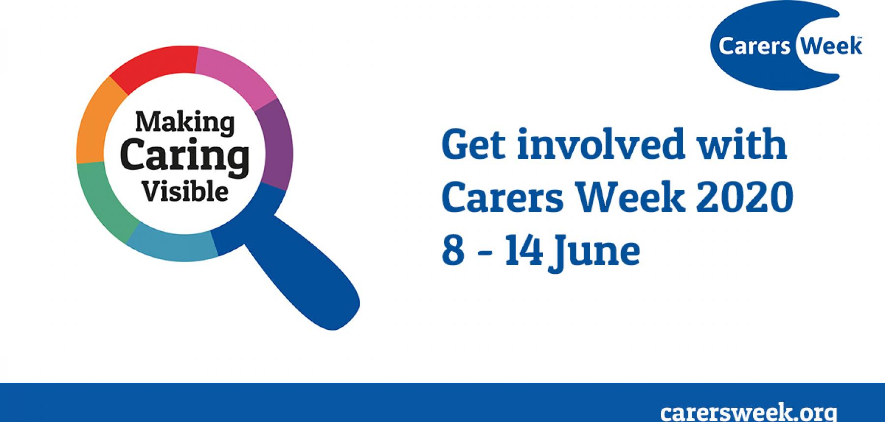 Carers Week 2020 Banner