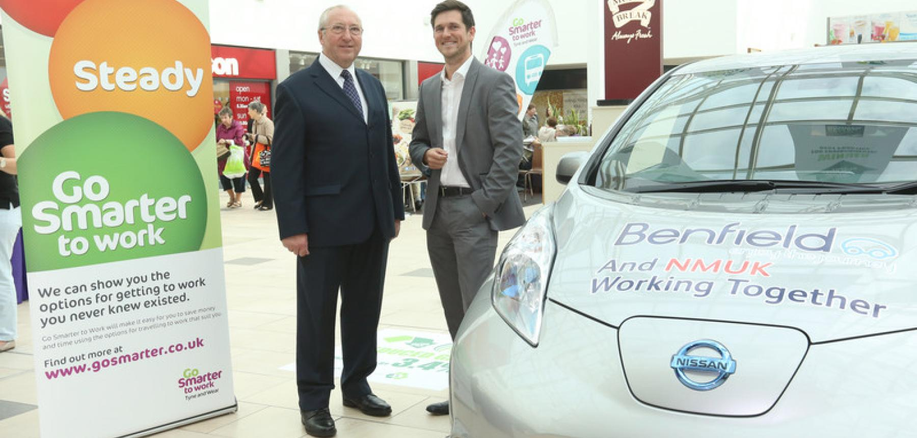 Picture of ready steady go smarter to work promotion