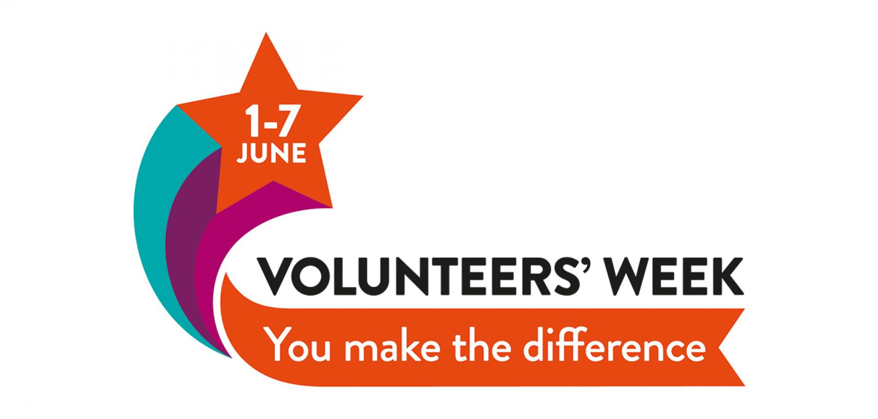 Volunteers Week 2020 logo
